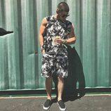 Nick Jonas en Coachella 2017