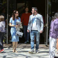 Jennifer Garner celebra la Pascua junto a Ben Affleck