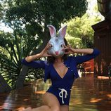 Victoria Beckham celebra la Pascua a su manera