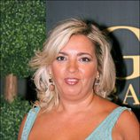 Carmen Borrego durante un evento en 2005