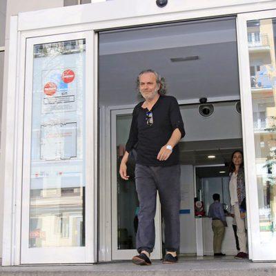 José Coronado sale del hospital tras sufrir un infarto