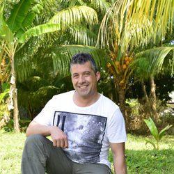 José Luis ('MasterChef 4') posando como concursante de 'Supervivientes 2017'