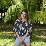 Laura Matamoros posando como concursante de 'Supervivientes 2017'