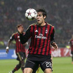 El futbolista Kaká
