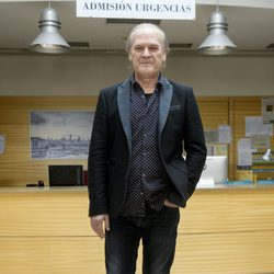Lluís Homar en la presentación de la segunda temporada de 'Bajo sospecha'