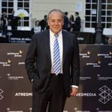 Tito Valverde en la clausura del Festival de Málaga 2016