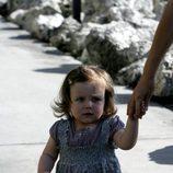 Isabel de Dinamarca a los 2 años