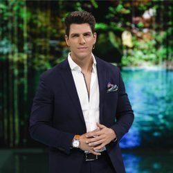 Diego Matamoros en la primera gala de 'Supervivientes 2017'