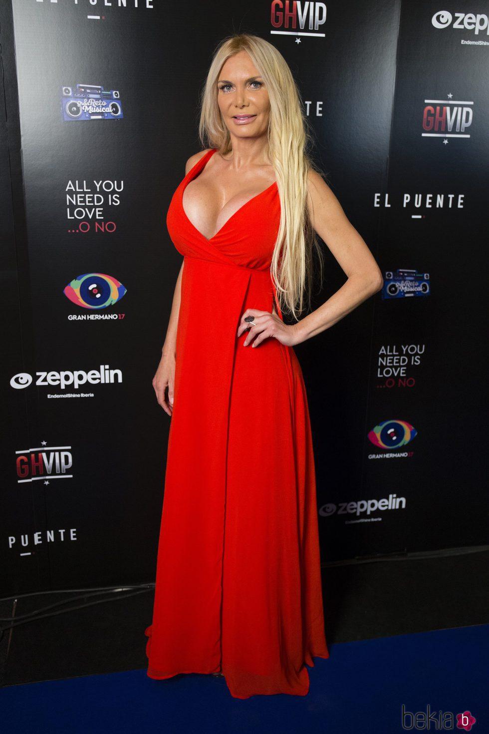 Yola Berrocal en la fiesta de 'GH VIP5' y 'GH17'
