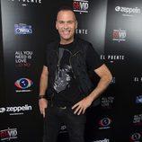 Carlos Lozano en la fiesta de 'GH VIP5' y 'GH17'