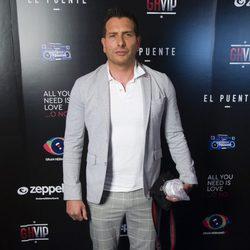 Iván Madrazo en la fiesta de 'GH VIP5' y 'GH17'