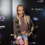 Aless Gibaja en la fiesta de 'GH VIP5' y 'GH17'