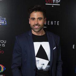Sergio Ayala en la fiesta de 'GH VIP5' y 'GH17'