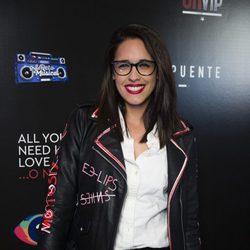 Lucía Parreño en la fiesta de 'GH VIP5' y 'GH17'