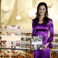 Pippa Middleton presenta su libro 'Celebrar: un año de fiestas para familiares y amigos'