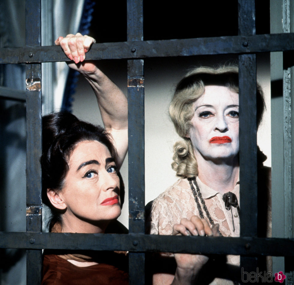 Bette Davis Y Joan Crawford En 191 Qu 233 Fue De Baby Jane
