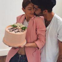 Gigi Hadid celebra su cumpleaños junto a Zayn Malik