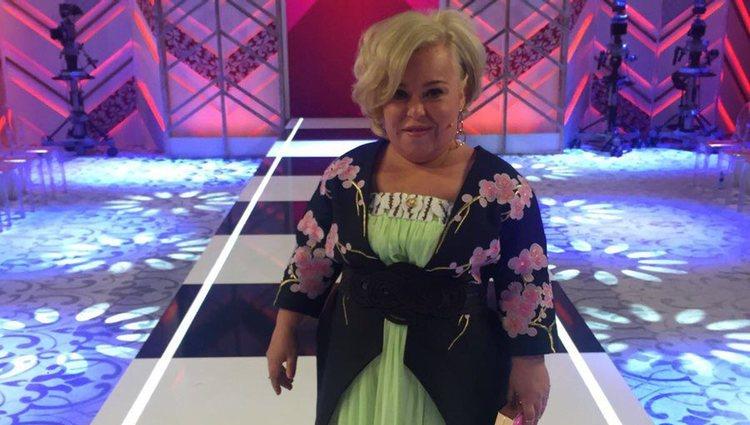 Almudena 'Chiqui' en 'Cámbiame'