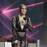 Jennifer Lopez, muy emocionada en la gala de los Billboard Latinos 2017