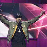 Nicky Jam en los Billboard Latinos 2017