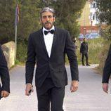 Alfonso de Borbón en la boda de Fonsi Nieto y Marta Castro en Ibiza