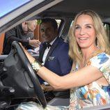 Carola Baleztena y Emiliano Suárez en la boda de Fonsi Nieto y Marta Castro en Ibiza
