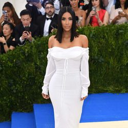 Kim Kardashian en la Gala MET 2017
