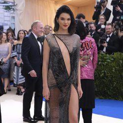 Kendall Jenner en la Gala MET 2017