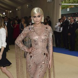 Kylie Jenner en la Gala MET 2017