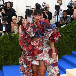 Rihanna en la Gala MET 2017