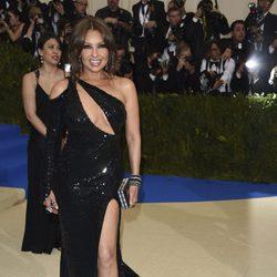 Thalía en la Gala MET 2017