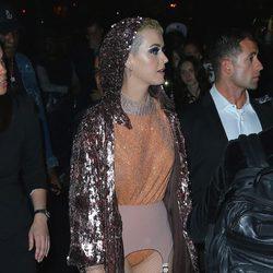 Katy Perry en la afterparty del MET 2017