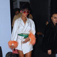 Rihanna en la afterparty del MET 2017