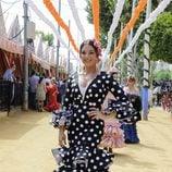 Raquel Bollo en la Feria de Abril 2017