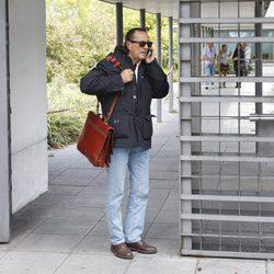 Julián Muñoz abandona la cárcel para declarar