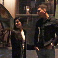 Kourtney Kardashian sale con Younes Bendjima