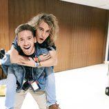 Manel Navarro con Nathan Trent, el representante de Austria en Eurovisión 2017