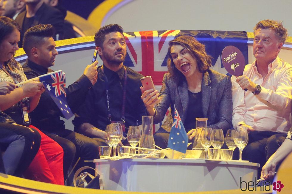 Los representantes de Australia en el Festival de Eurovisión 2017
