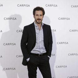 Álex Gadea durante un evento de la marca de bolsos Carpisa