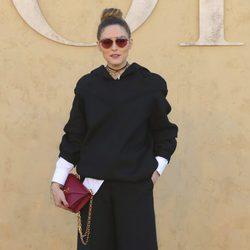 Olivia Palermo en la presentación de la colección Crucero de Dior 2017