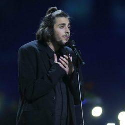 Salvador Sobral, ganador del Festival de Eurovisión 2017