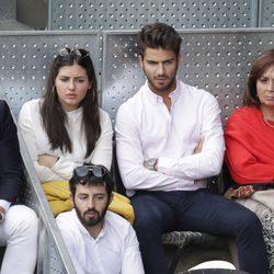 Maxi Iglesias en el Open de Madrid 2017