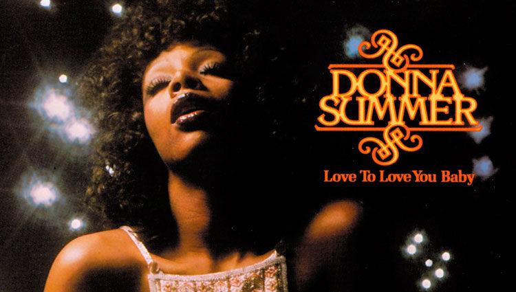 Portada del disco 'Love to Love You Baby'