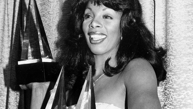 Donna Summer ha sido premiada innumerables veces en su carrera