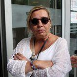 Carmen Borrego muy preocupada por la salud de su madre María Teresa Campos
