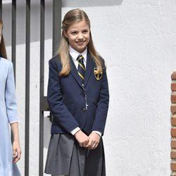 La Infanta Sofía en su Comunión