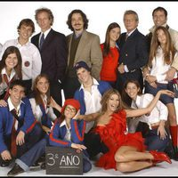 Los actores de la serie argentina 'Rebelde Way'
