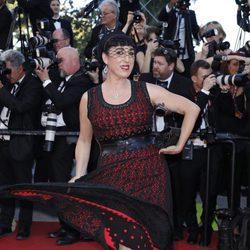 Rossy de Palma en la gala inaugural del Festival de Cannes 2017