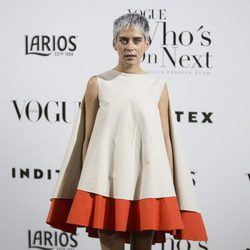 María León en la fiesta Vogue Who's on next 2017