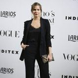 Natalia Sánchez en la fiesta Vogue Who's on next 2017